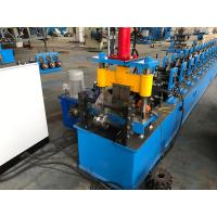 China Double Head Decoiler Ceiling Roll Forming Machine 19 stations 40GP Container wholesale