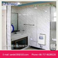 China artificial stone walls with UV coating technology 2440*1220*6/8/9mm wholesale