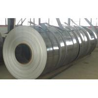 Buy cheap EN10130 DC01 SAE 1006 0.3 ~ 3.0MM Slit edge Cold Rolled stainless Steel Strip from wholesalers