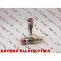 China BOSCH Genuine fuel nozzle DLLA150P1808, 0433172102 for 0445110343, 0445110412 wholesale