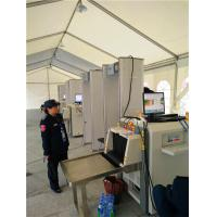 China Anti Interference Full Body Metal Detectors / Walk Through Security Scanners wholesale