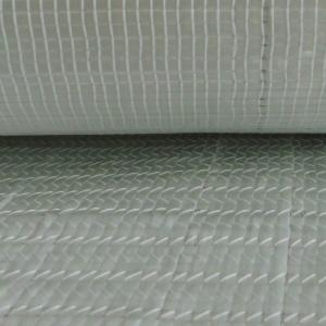 China Fiberglass ( 0 degree / 90 degree ) biaxial fabric used for composite wholesale