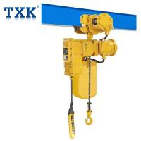 China DIIBT4 Explosion Proof Chain Hoist 5 Ton F Class CE Certification For Special Working Environment wholesale