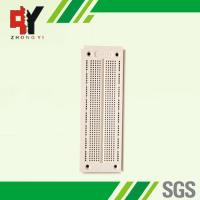 China Students Solderless Circuit Board Tie - Point 550 With 4 Screw Holes wholesale