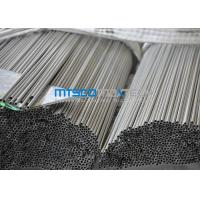 Fluid gas stainless steel instrument tubing tp with