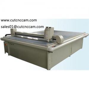 China Packaging corrugated paper carton paper box cutting machine wholesale