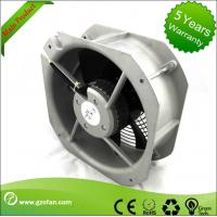 China 200mm Industrial DC Axial Fan / Air Flow Dc Motor Fan For Ventilation wholesale