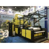 China lldpe ldpe hdpe Stretch Film Rewinding Machine / Stretch Film Wrap Machine wholesale