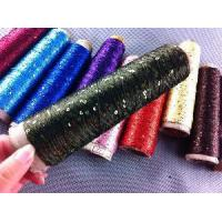 China Polyester Sequin Yarn for Knitting wholesale