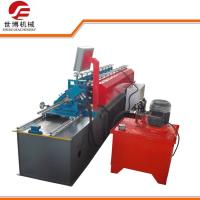 China Color Steel Automatic Roll Forming Machines , Sheet Metal Forming Equipment wholesale