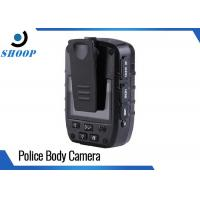 China 8 Hours Infrared Body Camera Recorder , 16G Police Night Vision Body Camera wholesale