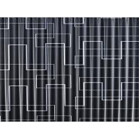 Buy cheap Circular Brushed Colored Stainless Steel Sheet For Interior / Exterior Building Decoration from wholesalers