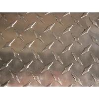 Quality 3T - 304 2B finish Stainless Steel checker Plate with Mill Edge Or Slit Edge for sale