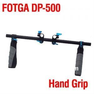 China Fotga DP500  DSLR Hand Grip Shoulder Mount Support Pad for  Industry standard 15mm rail rod system wholesale