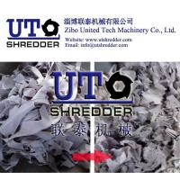 China high efficiency shoes factory scraps shredder recycling - textile shreder, cloth crusher, waste textile waste recycling wholesale