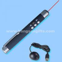 Buy cheap Remote Control Laser Pointer for Ppt from wholesalers