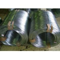 China 5.5mm High Tensile Electro Galvanized Wire Various Wire Diameter Anti Corrosion on sale