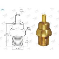China Bottom Cable Exit Brass Cable Gripper Adjustable Wire Grippers No Finishing Color wholesale