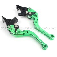 ER6N Custom Motorcycle Brake Clutch Lever For Kawasaki Parts Green