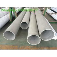 Large Diameter Stainless Steel Pipe Schedule 10 High Temperature Heat Resistance ASTM A213