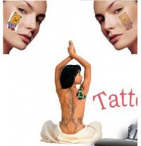 China Temporary Inkjet Tattoo Paper on sale