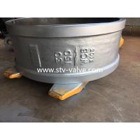 China Wafer Type Dual Plate Swing Check Valve,WCB,30 Inch,150LB,Double Flange Dual Plate Swing Check Valve on sale