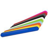 China Snap Closure Silicone Slap Wristband Flexible Silicone Material For Promotional Items wholesale