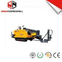 China 18tons horizontal drilling drilling rig equipped with two-speed power head wholesale