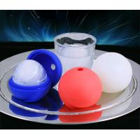 China Custom made Silicone ice-sphere mold for Bar wholesale