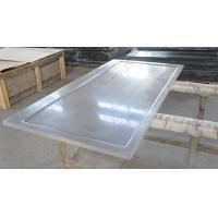 China Clear Epoxy Resin Lab Countertops With Heat And Acid Resistant wholesale