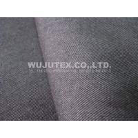 Quality Yarn Dyed TRW Polyester Rayon Wool Fabric for Suit ,Coat, Trousers for sale