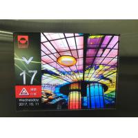 China Ture Color TFT Display / Segment Lcd Display Elevator Spare Parts on sale