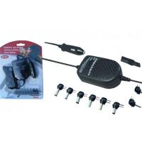 Buy cheap Replacement Universal Ac Adapter 80w for Car Charger Laptop with 8tips of 15A from wholesalers