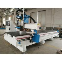 China Double worktable disc ATC CNC Router 1325 CNC carving machine with HSD spindle and reducer motor on sale