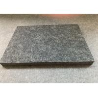 China Sustainable Material Polyester Fiber Acoustic Panel Furniture Board B Level 12mm on sale