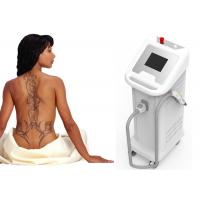China Clinic ND Yag laser tattoo removal device 1 - 1000mJ Energy Density ISO13485 proved on sale
