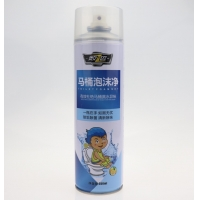 China Quick 600ml Home Toilet Cleaning Foam Spray wholesale
