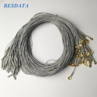 China Top quality EEG Electrodes / eeg gold cup electrodes Precision measurement wholesale