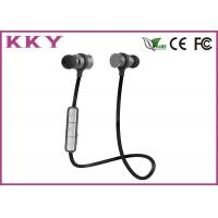 China Sweat Resistant Bluetooth 4.2 Headset With FCC / CE / RoHS JY-G933 wholesale