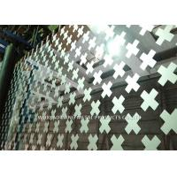China PVD Cold Rolled Stainless Steel Sheet 304 Thickness 2MM with Brass Colour on sale