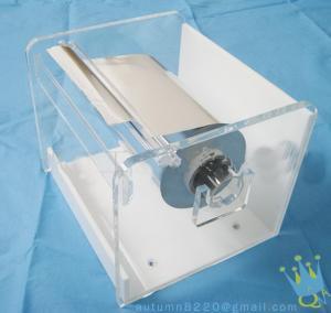 China acrylic napkin holder wholesale