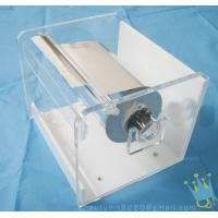 China acrylic napkin holder wholesale