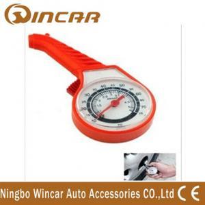China automobile tyre Digital Tire Pressure Gauge 100 Psi DC 12V , 11X5X2.5cm wholesale