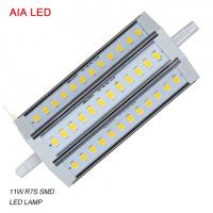 China LED-R7S-8040 AC85-265V IP20 dimmable 11W-12W SMD 5630 R7S LED Lamp/ LED bulb for IP65 waterproof led flood light wholesale