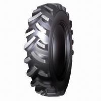 China Agricultural Tractor Tire with Directional Tread Pattern, Certified by DOT, ISO and CCC wholesale