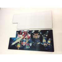 China 3D Motion Moving PET 3D Lenticular Stickers CMYK Offset Prining For Kids Pencils Case wholesale