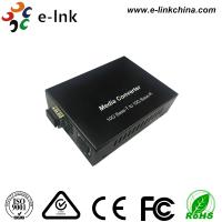 China 10G SFP + Ports Fiber Ethernet Media Converter not including SFP+ Modules wholesale