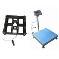 China Digital LED Mild Steel Bench Weighing Scale 300kg 600 Lb Industrial Platform Scales wholesale