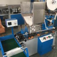 Buy cheap Drink Straw Packing Machine With Printing On Line , Horizontal Automatic Type from wholesalers