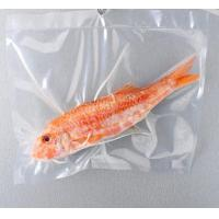 China Laminated Barrier Films and seafood packaging Vacuum Seal Food Bags, frozen fish bag wholesale